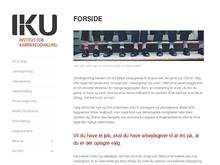 IKU/Institut for Karriereudvikling A/S