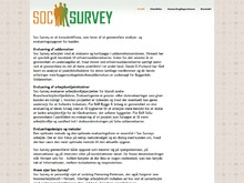 Soc-Survey
